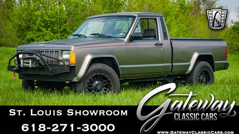 1990 Jeep Comanche for sale in O Fallon, IL