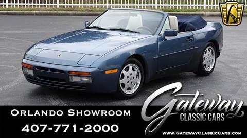 1990 Porsche 944 for sale in O Fallon, IL