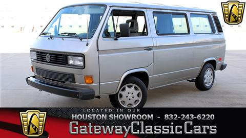 1991 Volkswagen Vanagon for sale in Houston, TX