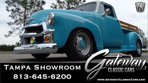1954 Chevrolet 3100 for sale in Ruskin, FL