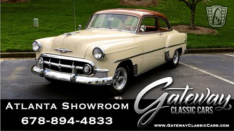 1953 Chevrolet 210 for sale in Alpharetta, GA