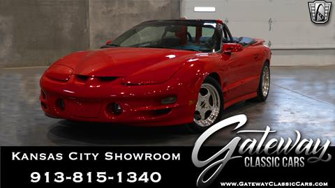 1998 Pontiac Firebird for sale in Olathe, KS