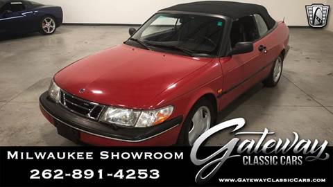 1996 Saab 900 for sale in O Fallon, IL