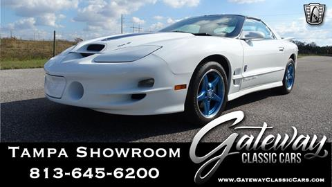 1999 Pontiac Firebird for sale in Ruskin, FL