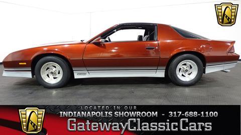1986 Chevrolet Camaro for sale in O Fallon, IL