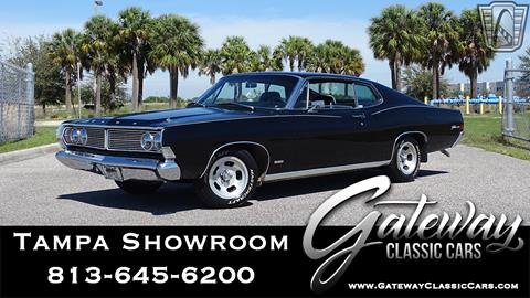 1968 Ford Galaxie for sale in Ruskin, FL