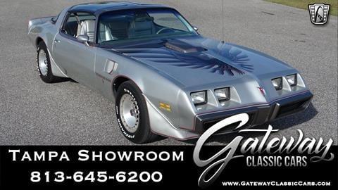 1979 Pontiac Trans Am for sale in Ruskin, FL