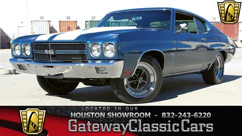 1970 Chevrolet Chevelle for sale in Houston, TX