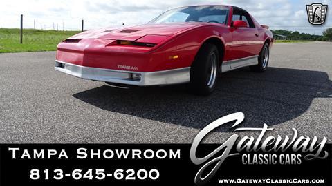 1987 Pontiac Firebird for sale in O Fallon, IL