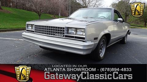 1983 Chevrolet El Camino for sale in Alpharetta, GA