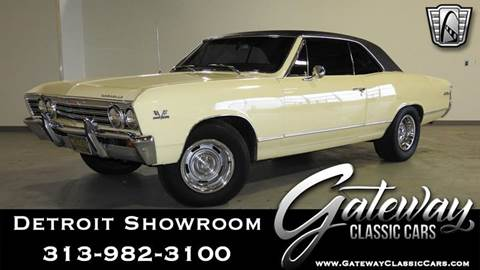 Craigslist Seattle Cars By Owner >> Used Chevrolet Chevelle For Sale In Seattle Wa Carsforsale Com