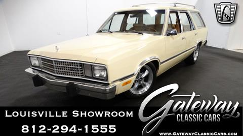 1978 Ford Fairmont for sale in Memphis, IN