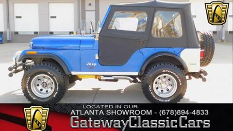 1976 Jeep CJ-5 for sale in O Fallon, IL