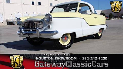 1957 Hudson Metropolitan for sale in Houston, TX