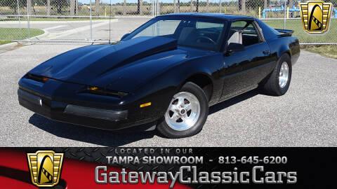 1987 Pontiac Firebird for sale in Ruskin, FL