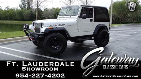 1990 Jeep Wrangler for sale in O Fallon, IL