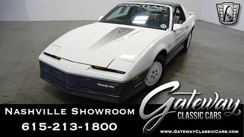 1983 Pontiac Firebird for sale in O Fallon, IL