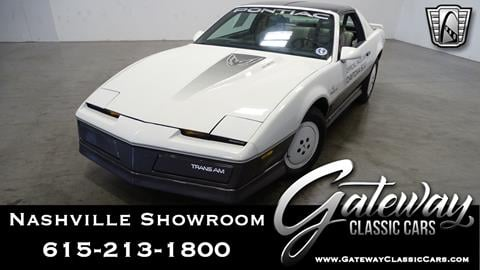 1983 Pontiac Firebird for sale in La Vergne, TN