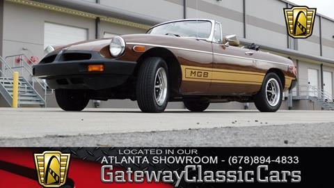 1979 MG MGB for sale in Alpharetta, GA