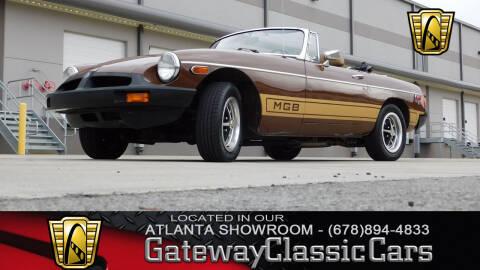 1979 MG MGB for sale in Alpharetta, GA