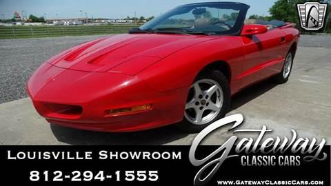 1995 Pontiac Firebird for sale in O Fallon, IL