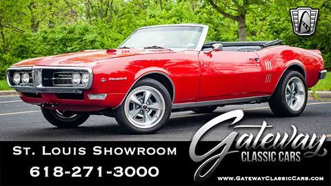 1968 Pontiac Firebird for sale in O'Fallon, IL