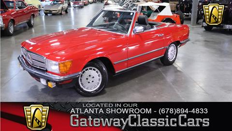 1985 Mercedes-Benz 280-Class for sale in Alpharetta, GA
