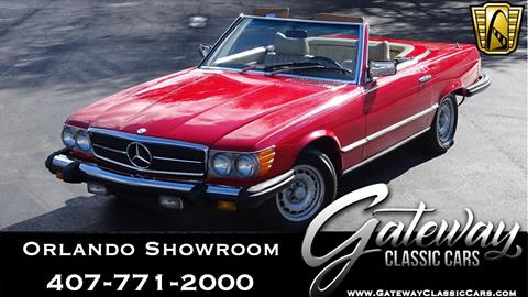 1979 Mercedes-Benz 450-Class for sale in Lake Mary, FL