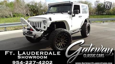 2009 Jeep Wrangler for sale in O Fallon, IL