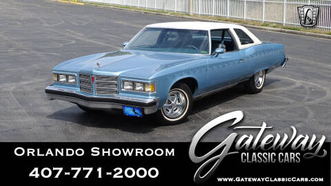 1976 Pontiac Bonneville for sale in Lake Mary, FL