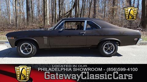1969 Chevrolet Nova for sale in West Deptford, NJ