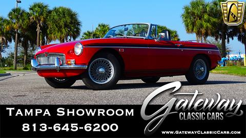 1969 MG MGB for sale in Ruskin, FL