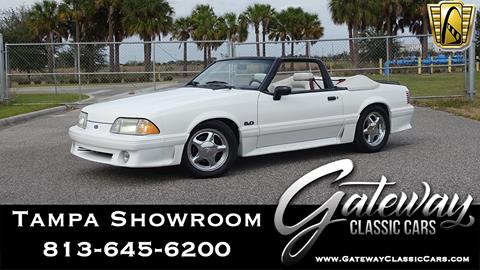 1993 Ford Mustang for sale in Ruskin, FL