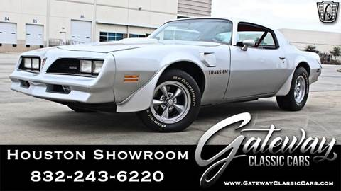 1977 Pontiac Trans Am for sale in O Fallon, IL