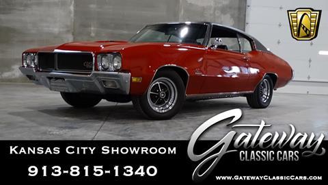 1970 Buick Gran Sport for sale in Olathe, KS