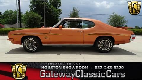 1971 Pontiac GTO for sale in O Fallon, IL