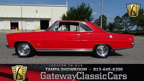 1966 Chevrolet Nova for sale in Ruskin, FL
