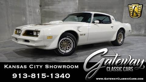 1978 Pontiac Trans Am for sale in O Fallon, IL