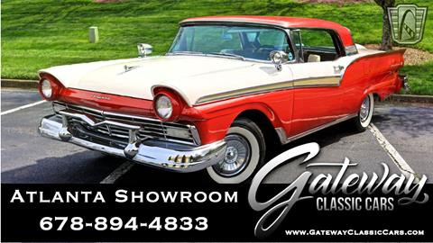 1957 Ford Fairlane for sale in Alpharetta, GA