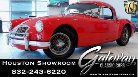 1959 MG MGA