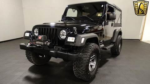 2006 Jeep Wrangler for sale in O Fallon, IL