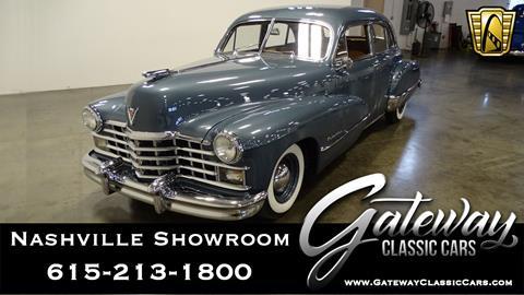 1947 Cadillac Series 62 for sale in La Vergne, TN