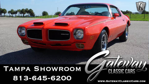 1973 Pontiac Firebird for sale in Ruskin, FL
