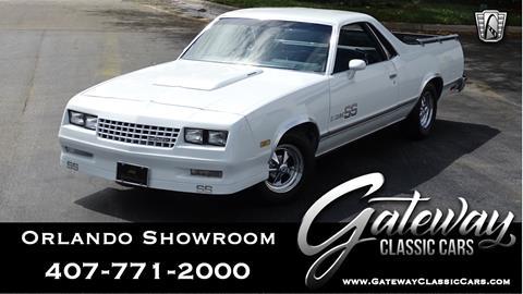 1984 Chevrolet El Camino for sale in Lake Mary, FL