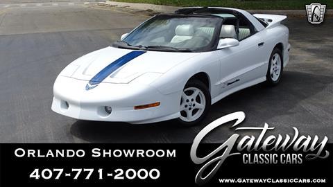 1994 Pontiac Firebird for sale in Lake Mary, FL