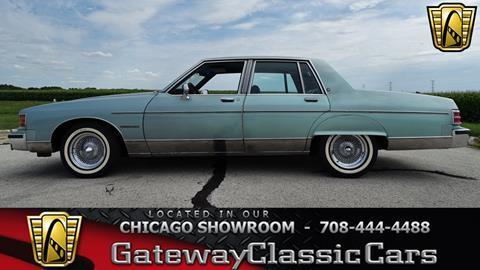 1981 Pontiac Bonneville for sale in O Fallon, IL