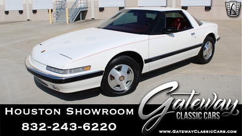 1989 Buick Reatta for sale in Houston, TX