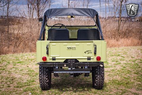 1960 Jeep CJ-5