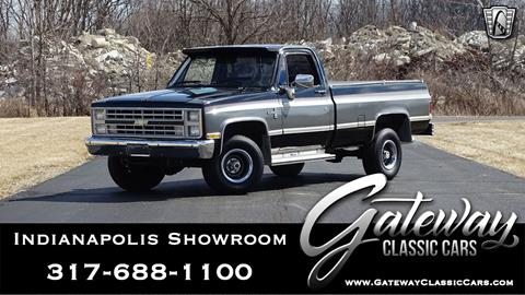 1987 Chevrolet R/V 10 Series for sale in O Fallon, IL