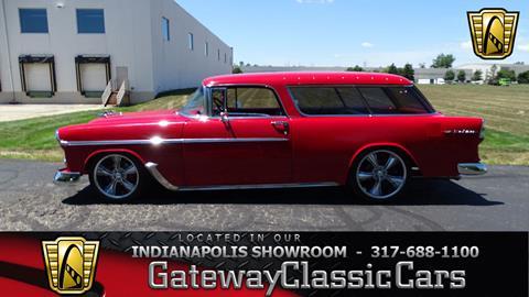 1955 Chevrolet Nomad for sale in O Fallon, IL